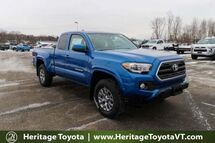 2017 Toyota Tacoma SR5 South Burlington VT