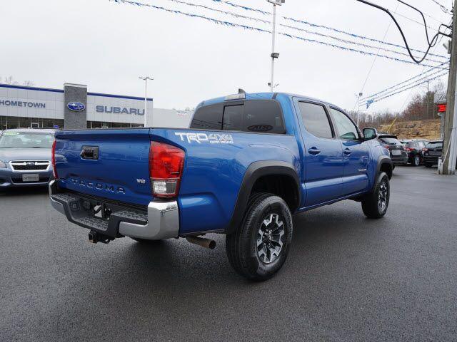 2017 Toyota Tacoma TRD OFF ROAD DOUBLE CAB 5 Mount Hope WV