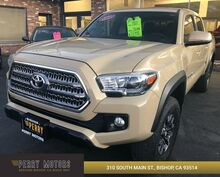 2017_Toyota_Tacoma_TRD Off Road_ Bishop CA