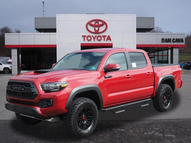 2017 toyota tacoma trd pro whitehall wv 17727497. Black Bedroom Furniture Sets. Home Design Ideas