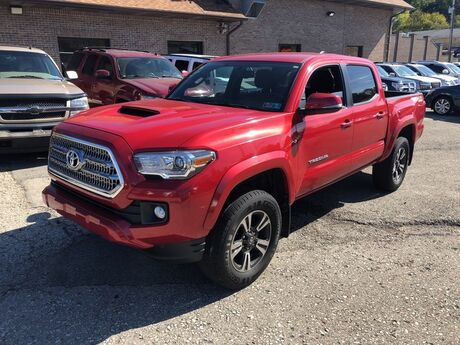 2017 Toyota Tacoma TRD Sport North Versailles PA