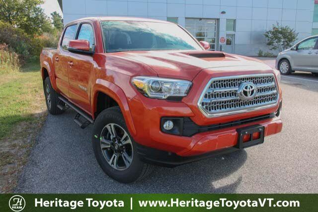 2017 Toyota Tacoma TRD Sport South Burlington VT