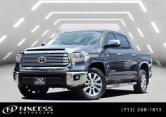 Toyota Tundra 2WD Limited 2017