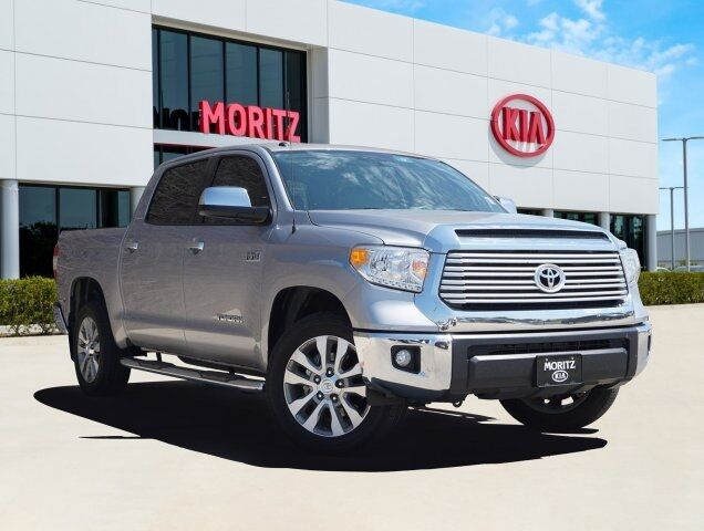2017 Toyota Tundra Limited Fort Worth TX