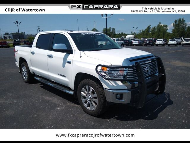 2017 Toyota Tundra Limited Watertown NY