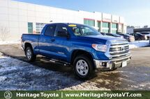 2017 Toyota Tundra  South Burlington VT