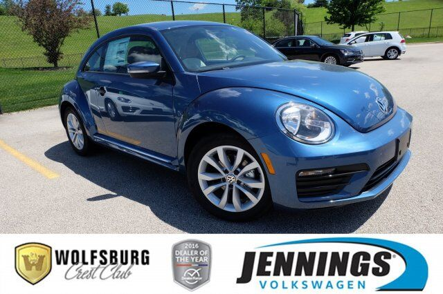2017 Volkswagen Beetle 1.8T Classic Glenview IL