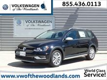 2017_Volkswagen_Golf Alltrack_S_ The Woodlands TX