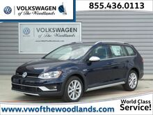2017_Volkswagen_Golf Alltrack_SE_ The Woodlands TX