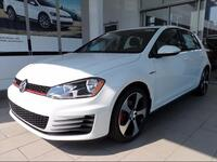 Volkswagen Golf GTI 2.0T 4-DOOR S DSG 2017