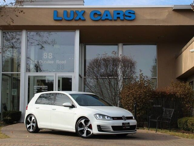 2017_Volkswagen_Golf GTI_S 6-Speed Manual_ Buffalo Grove IL