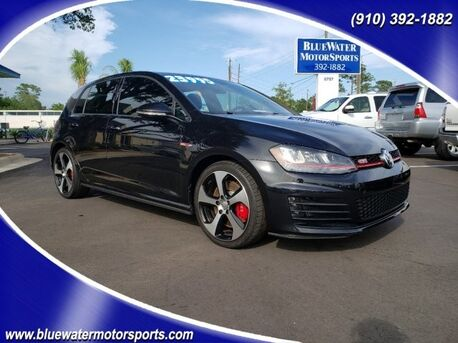 2017_Volkswagen_Golf GTI_SE_ Wilmington NC