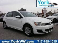 2017_Volkswagen_Golf_S_ York PA
