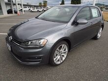 2017_Volkswagen_Golf_SEL_ Burlington WA