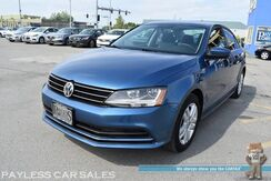 2017_Volkswagen_Jetta_1.4T S / Automatic / Bluetooth / Back Up Camera / Cruise Control / Aluminum Wheels / 38 MPG / 1-Owner_ Anchorage AK