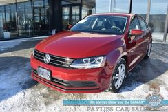 2017_Volkswagen_Jetta_1.4T S / Automatic / Power Locks & Windows / Bluetooth / Back Up Camera / Cruise Control / 38 MPG / Only 26k Miles / 1-Owner_ Anchorage AK