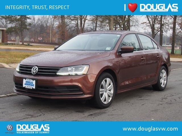 2017 Volkswagen Jetta 1 4t S Summit Nj