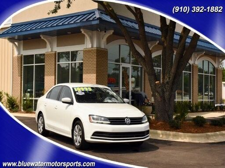 2017_Volkswagen_Jetta_1.4T S_ Wilmington NC