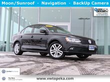 2017_Volkswagen_Jetta_1.8T SEL_ Kansas City KS