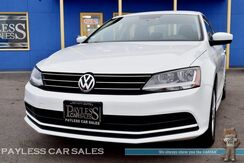 2017_Volkswagen_Jetta_S / 1.4L Turbocharged / Automatic / Bluetooth / Back Up Camera / Cruise Control / 38 MPG / 1-Owner_ Anchorage AK