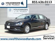 2017_Volkswagen_Passat_1.8T S_ The Woodlands TX