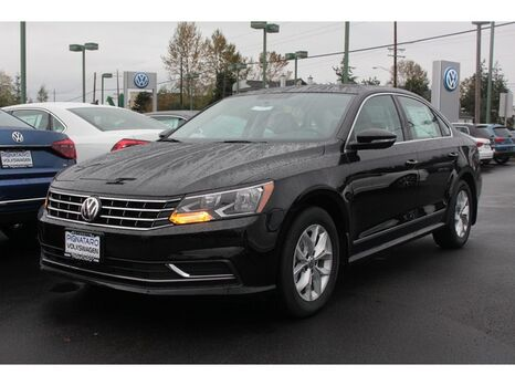2017_Volkswagen_Passat_1.8T S_ Everett WA