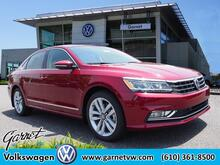 2017_Volkswagen_Passat_1.8T SE w/Technology_ West Chester PA