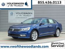 2017_Volkswagen_Passat_1.8T SEL Premium_ The Woodlands TX