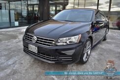 2017_Volkswagen_Passat_R-Line / Heated Leather Seats / Blind Spot Alert / Bluetooth / Back Up Camera / Cruise Control / 34 MPG / 1-Owner_ Anchorage AK
