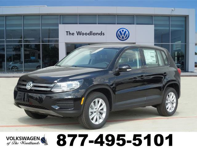 2017 Volkswagen Tiguan 2.0T Limited S 4Motion The Woodlands TX