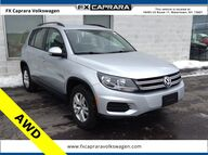 2017 Volkswagen Tiguan 2.0T S Watertown NY