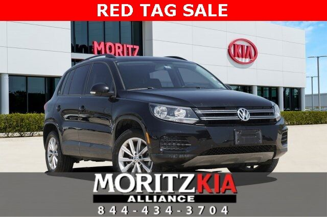 2017 Volkswagen Tiguan Limited 2.0T Fort Worth TX