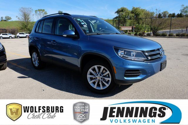 2017 Volkswagen Tiguan Limited 4 Motion Glenview IL