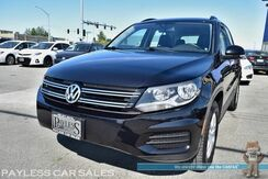 2017_Volkswagen_Tiguan_Limited / 4Motion AWD / Automatic / Turbocharged / Heated Leather Seats / Bluetooth / Back Up Camera / Keyless Entry & Start / Alloy Wheels / 24 MPG / 1-Owner_ Anchorage AK