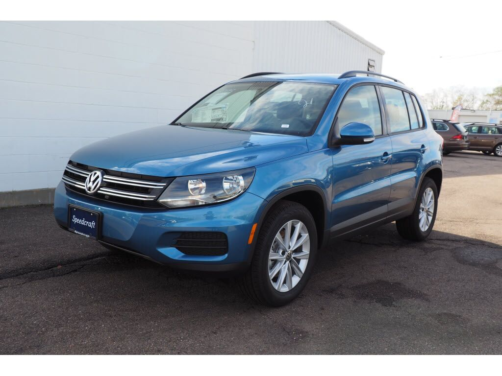 2017 Volkswagen Tiguan Limited Awd 2 0t Limited S 4motion