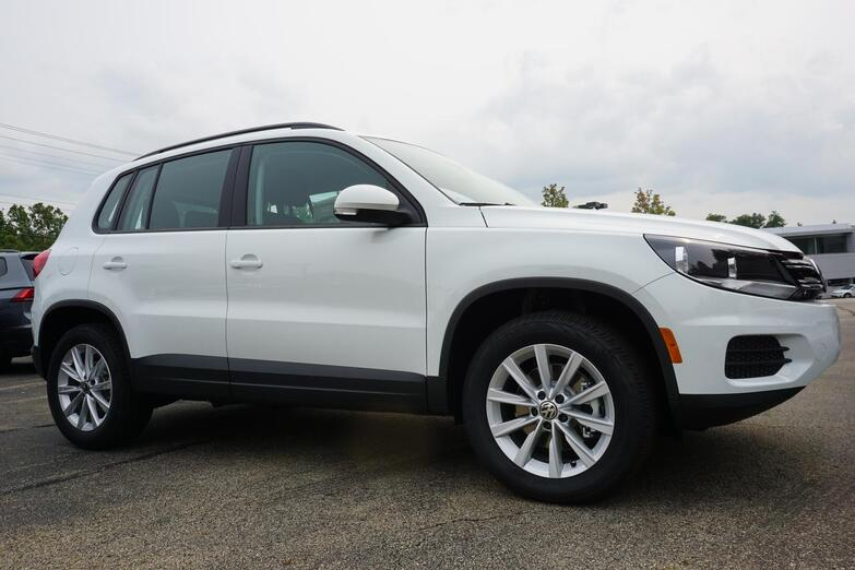 2017 Volkswagen Tiguan Limited S Pittsburgh PA