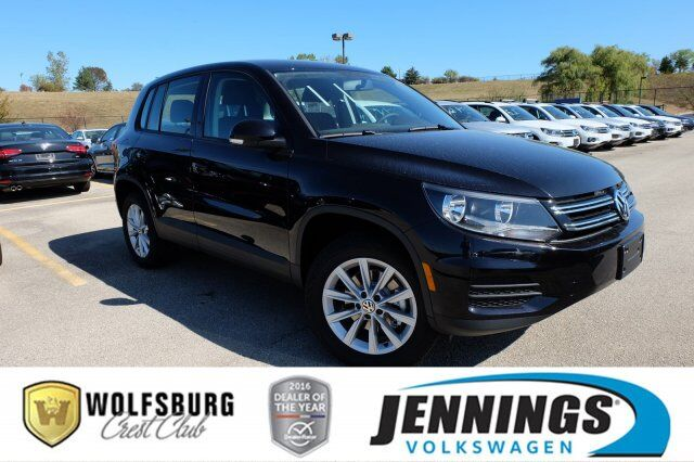 2017 Volkswagen Tiguan Limited  Glenview IL