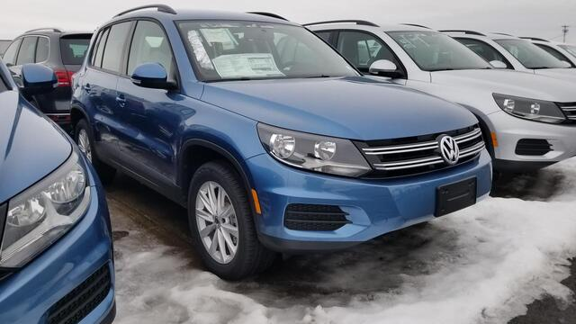 2017 Volkswagen Tiguan S Watertown NY