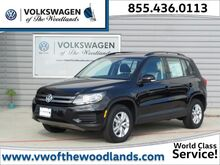 2017_Volkswagen_Tiguan_S_ The Woodlands TX