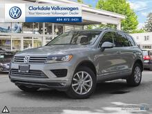 2017_Volkswagen_Touareg_Sport w/Technology_ Vancouver BC