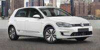 Volkswagen e-Golf 4-Door SE 2017