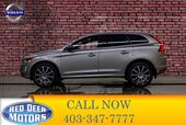 2017 Volvo XC60 AWD T6 Drive-E Premier Leather Roof Nav
