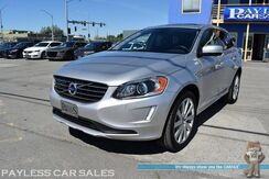 2017_Volvo_XC60_Inscription / AWD / Advanced Pkg / Heated Leather Seats / Navigation / Harman Kardon Speakers / Sunroof / Blind Spot & Lane Departure Alert / Adaptive Cruise / Back Up Camera / 31 MPG / 1-Owner_ Anchorage AK