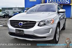 2017_Volvo_XC60_T5 Inscription / AWD / Turbocharged / Heated Leather Seats / Navigation / Panoramic Sunroof / Blind Spot Monitors / Bluetooth / Back-Up Camera / 31 MPG / 1-Owner_ Anchorage AK