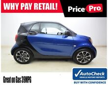 2017_smart_fortwo_passion coupe_ Maumee OH