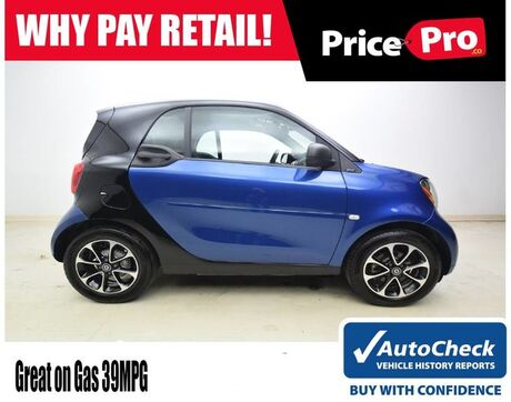 2017 smart fortwo passion coupe Maumee OH