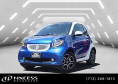smart fortwo pure 2017