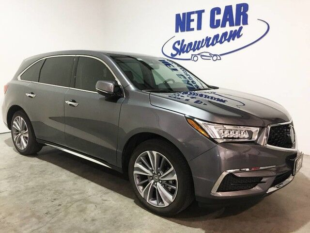 2018 Acura MDX AWD w/Technology Pkg Houston TX
