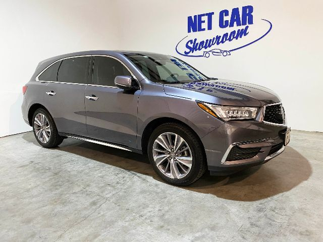 2018 Acura MDX w/Technology Pkg Houston TX