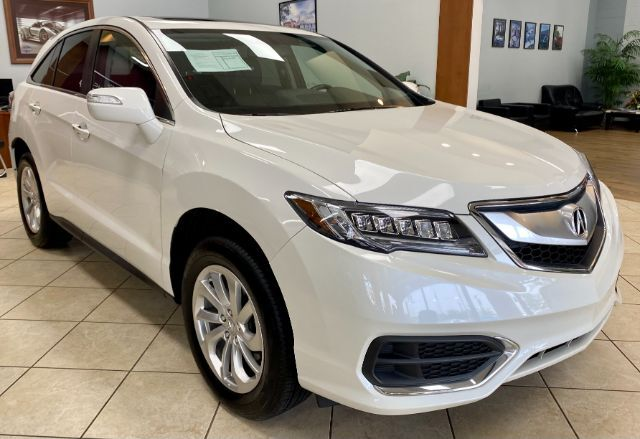 2018 Acura RDX 6-Spd AT w/ Technology Package Charlotte NC